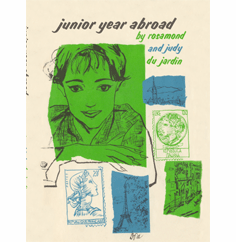 Junior Year Abroad by Rosamond du Jardin and Judy du Jardin