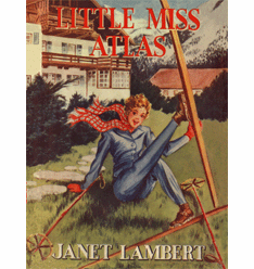 Little Miss Atlas by Janet Lambert