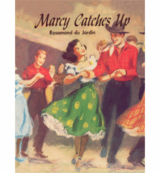 Marcy Catches Up by Rosamond du Jardin