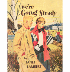 Patty and Ginger Series 6 Book Set by Janet Lambert