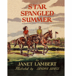 Star Spangled Summer by Janet Lambert