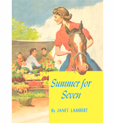 Summer for Seven by Janet Lambert