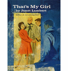 Thats My Girl by Janet Lambert