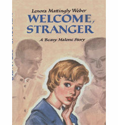 Welcome Stranger by Lenora Mattingly Weber