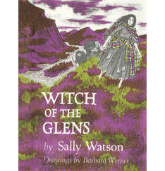 Witch of the Glens by Sally Watson