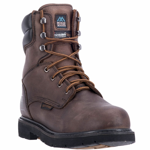 Waterproof Insulated Steel Toe