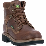 "6"" Waterproof Steel Toe"