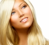 Blonde European Remi Cuticle Human Hair Extensions 10-12""