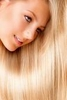 Blonde Natural European Remi Human Hair Extensions 24""