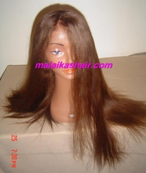 Indian Remi Cuticle Skin Top Human Hairpiece