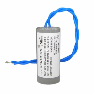 100 Watt High Pressure Sodium 10UF 280V (Dry Film)