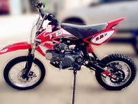 125CC 4-Stroke Dirt Bike DB125