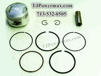 125cc Piston for ATV,Chopper, Dirt Bike Engine