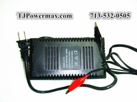 12V, 1.6A Universal Battery Charger