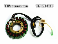 18-Coil DC-Magneto Stator for CF250cc Water-Cooled ATV,Go Kart, Moped & Scooter