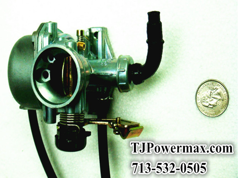19 mm Carburetor with Cable Choke