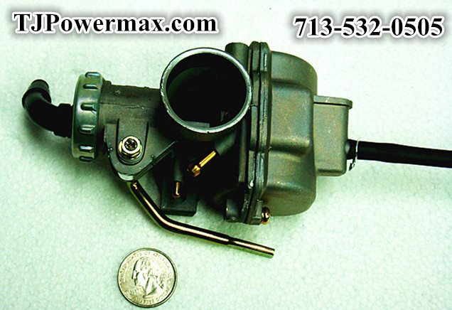 19mm Carburetor with Hand Choke
