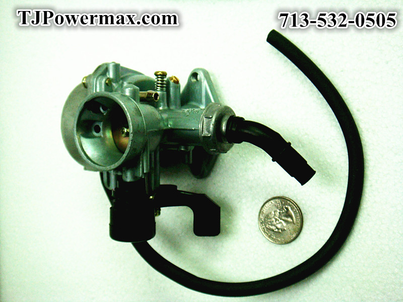 19mm Carburetor with Left Hand Choke