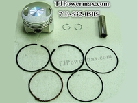 200cc Piston,Rings,Pin G-ring for ATV,GO-CART