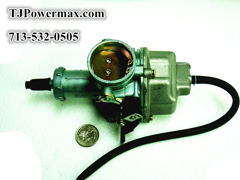 30mm Hand Chock Carburetor for 200cc Engine