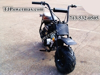 79cc Mini Bike, Black