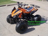 "ATV Rapidity 8"" Wheels Automatic with Reverse"