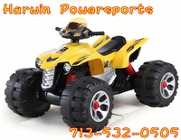 JS318 Big wheel ATV