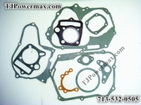 Complete Gasket Set for 125cc Horizontal Engine