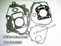 Complete Gasket Set for CG 250cc Water-cooled Engine