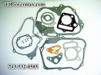 Complete Top End Gasket Set for 110cc Engine