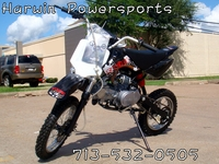 Dirt Bike 125 with Semi Auto
