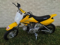 Dirt Bike 49cc Auto