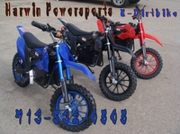 Electric Dirt Bike New