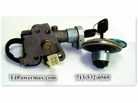 Key Switch for 250cc Moped