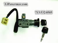 Key Switch for 50cc Moped