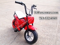 RCV Power Electric Bike, Red