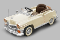 Kids Ride on Car Retro