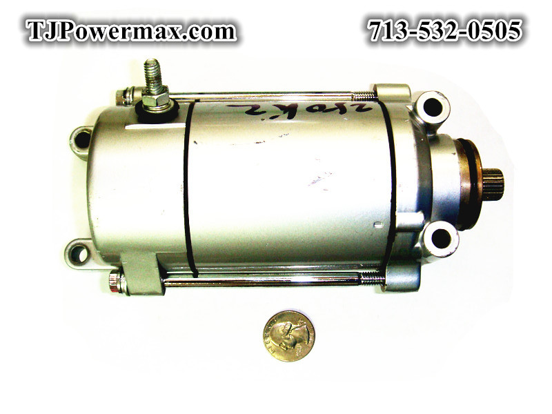 Starter Motor for 250cc Moped Scooters