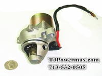 Starter Motor for 50cc Moped Scooters with Cover