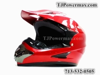 Youth Dirt-bike, ATV Helmet