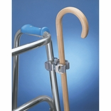 Ableware 703250002 Cane Holder for Walkers/Wheelchairs