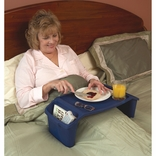 Ableware 764170000 Plastic Bed Tray