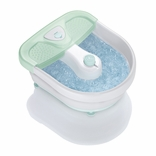 Conair FB27R Foot Bath with Heat Bubbles and 3 Attachments