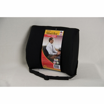 Core 400 Sitback Rest-Standard-Black