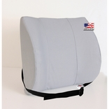 Core 401 Sitback Rest-Deluxe-Gray