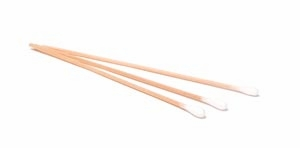 Cotton-Tipped Applicator, 3