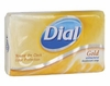 Dial Antibacterial Deodorant Bar, 3½ oz, Gold Wrapped,
