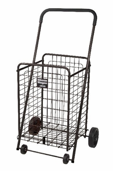 Drive Medical Winnie Wagon All Purpose Cart in Black