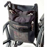 EZ-Access EZ0060BK Wheelchair Backpack Carry On