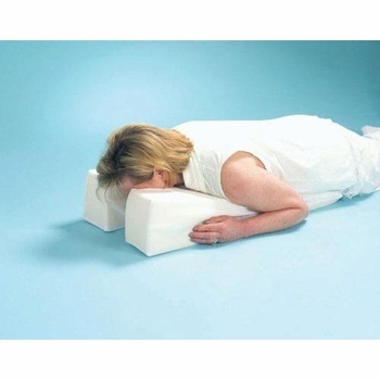 Face Down Pillow 17 x 14 x 6  2.5